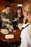 Set up a merchant account for your restaurant