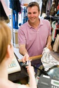 Set up a merchant account for your retail store